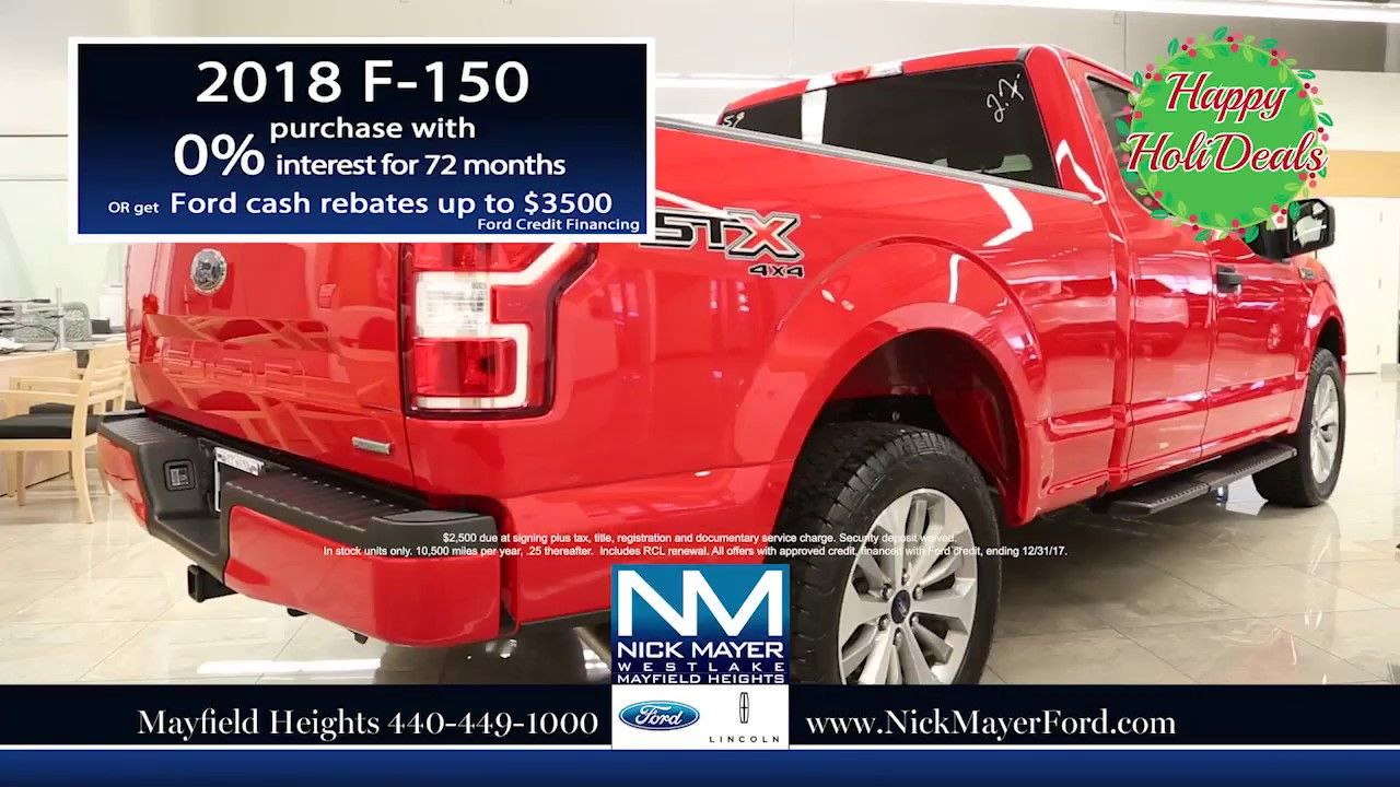Buy A New Ford F 150 For Beachwood Oh And All Of Northeast Ohio At