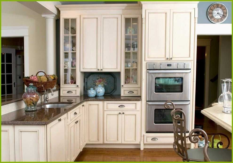 Best White Kitchen Cabinets With Baltic Brown Granite Lovely 400 x 300