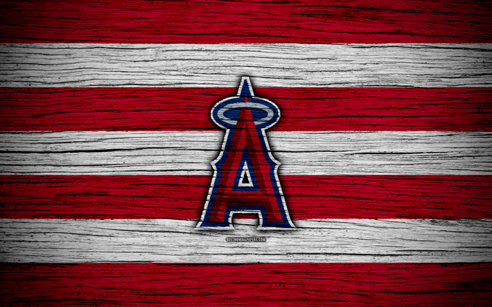 Download Wallpapers Los Angeles Angels 4k Mlb Baseball Usa Major League Baseball La Angels Wooden Texture Art Baseball Club Besthqwallpapers Com Baseball Wallpaper Angels Baseball Los Angeles Angels