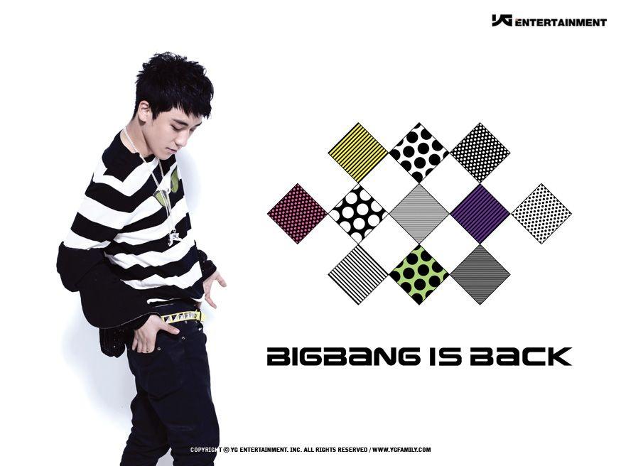 #BIGBANG #Seungri [4th Mini Album] 2011.02