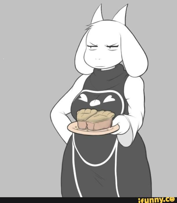 Rubber Toriel Plaything