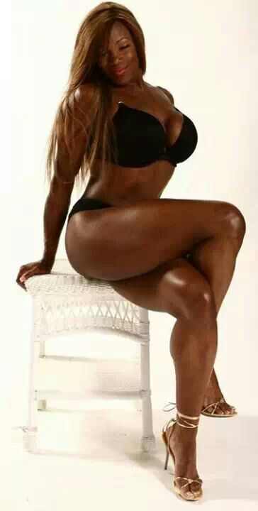Hot chubby black girls