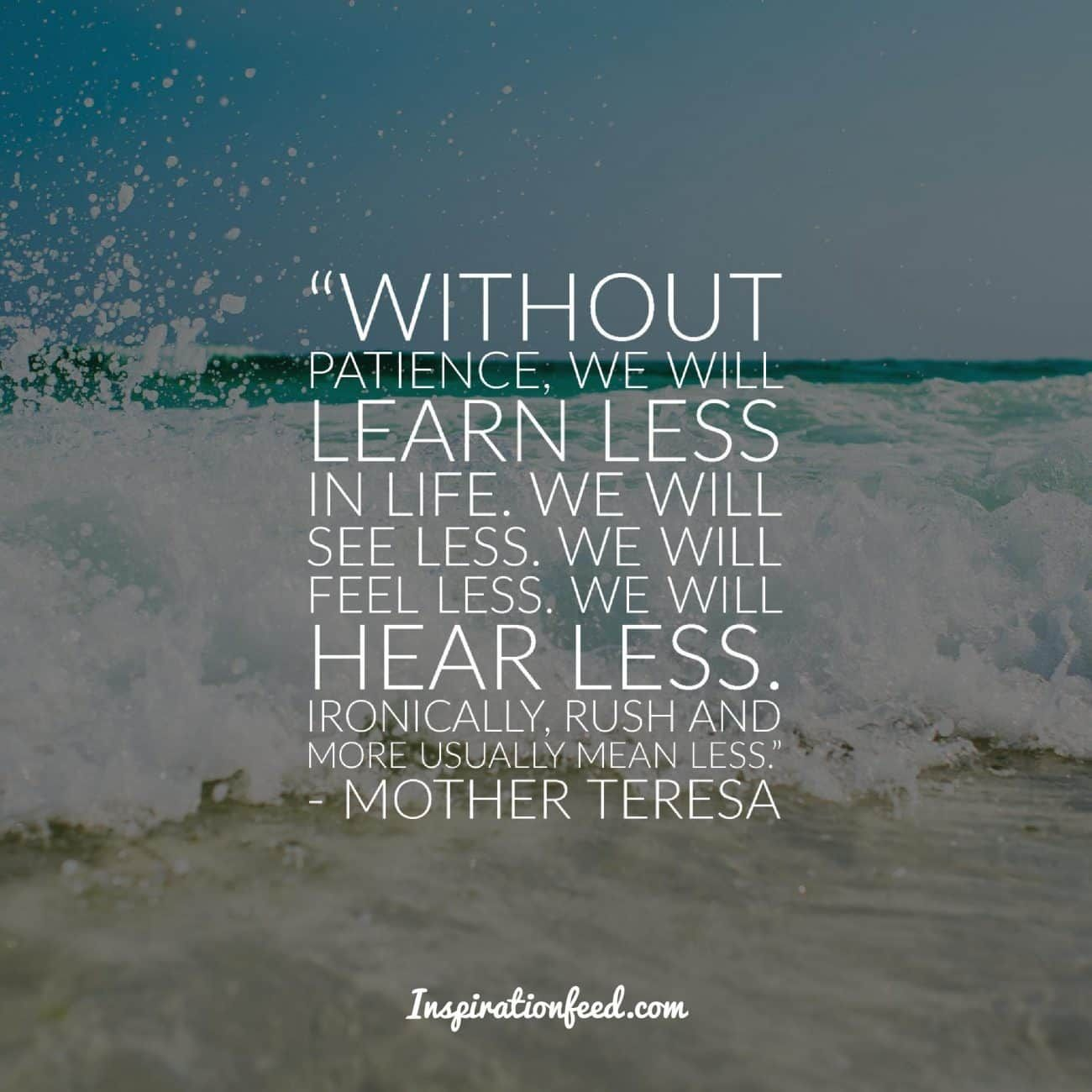 30 Mother Teresa Quotes On Service Life And Love