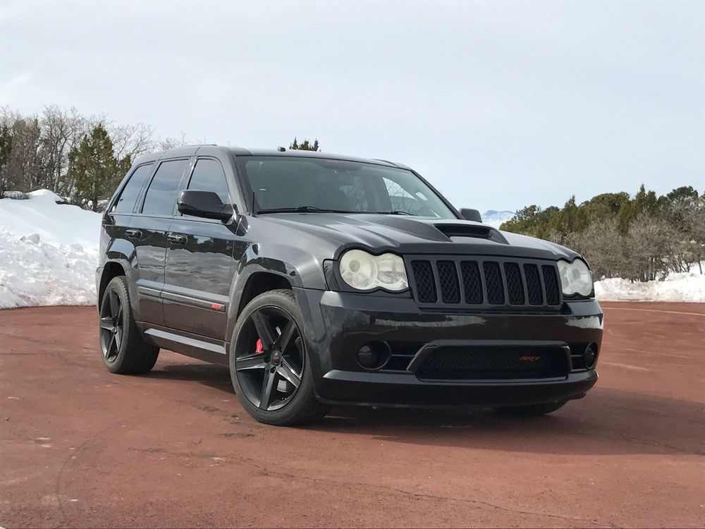 Ebay 2009 Jeep Grand Cherokee Srt8 4x4 4dr Suv 2009 Jeep Grand Cherokee Srt8 4x4 4dr Suv Jeep Grand Cherokee Jeep Srt8 Grand Cherokee Srt8