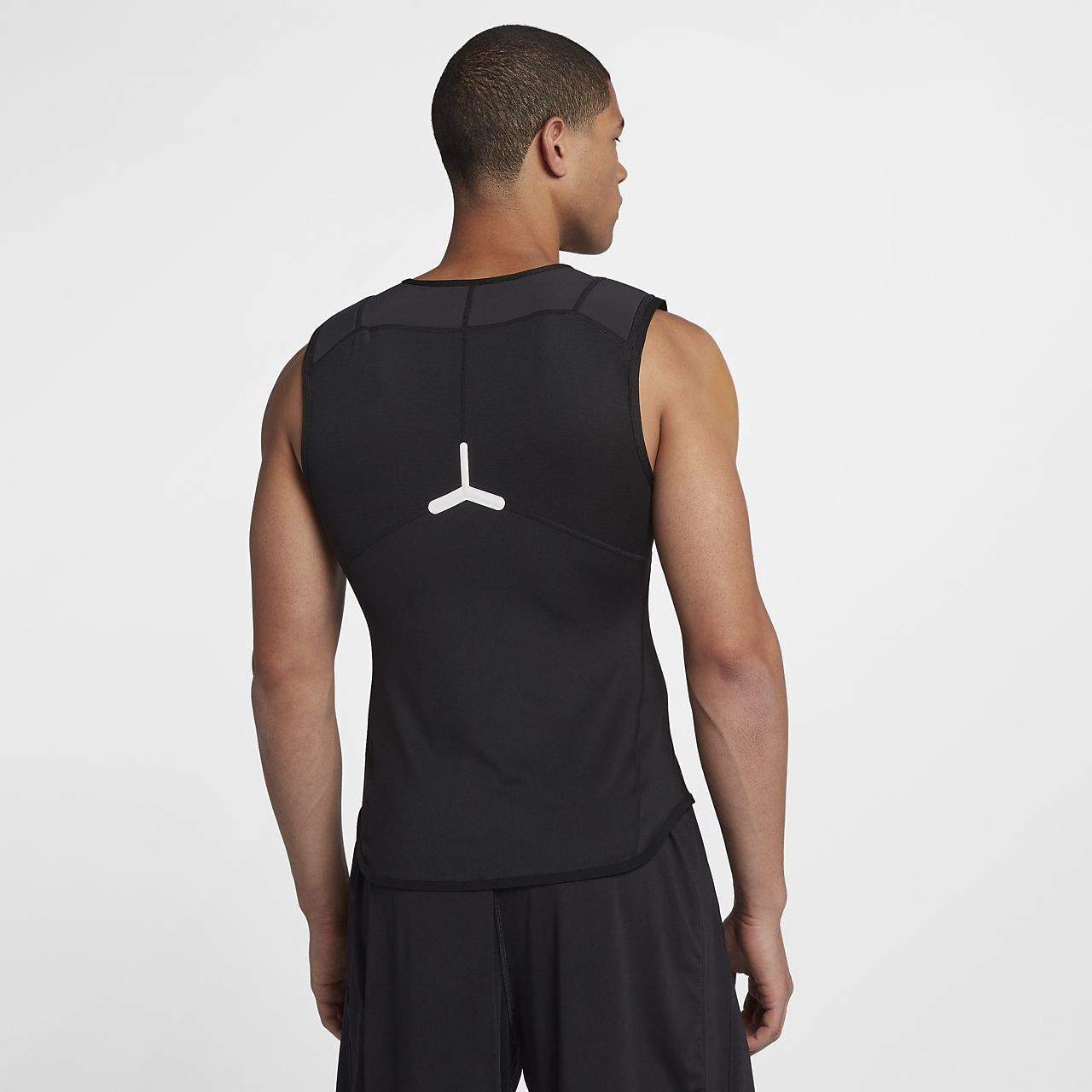 Nike Vapor Speed Men's Sleeveless Football Top 2XL