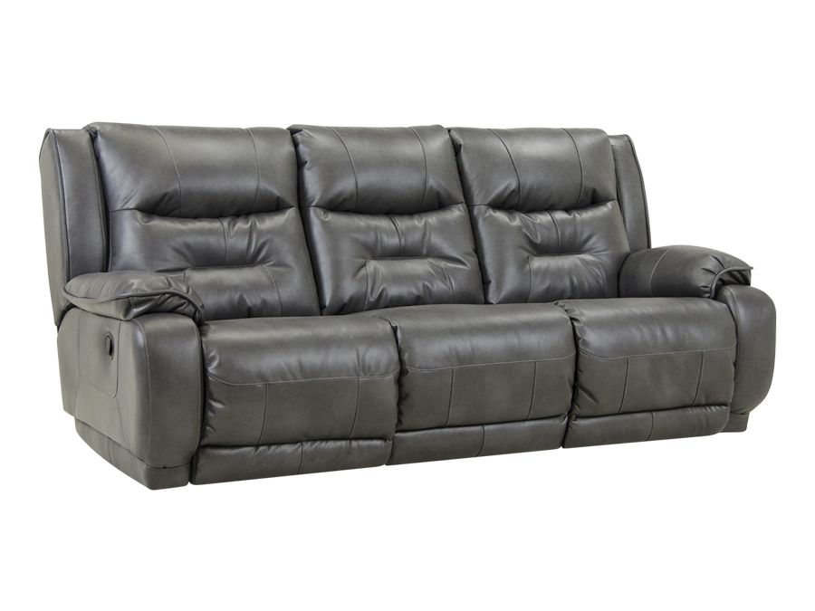Check Out The Deal On Bacaro Charcoal Reclining Sofa At Rothman Furniture