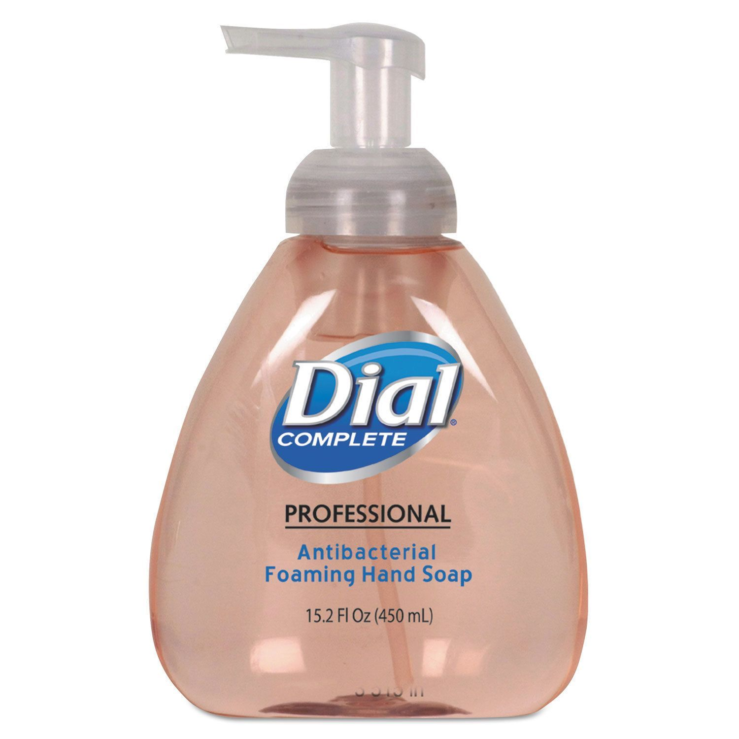 Dial Professional Antimicrobial Foaming Hand Soap Original Scent