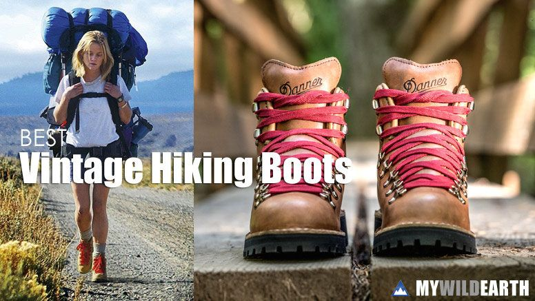 d0ff260aded Vintage Hiking Boots Like the ones Reese Witherspoon wore on the ...