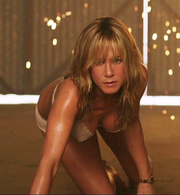 Jennifer Aniston is doing full frontal nudity The Blemish