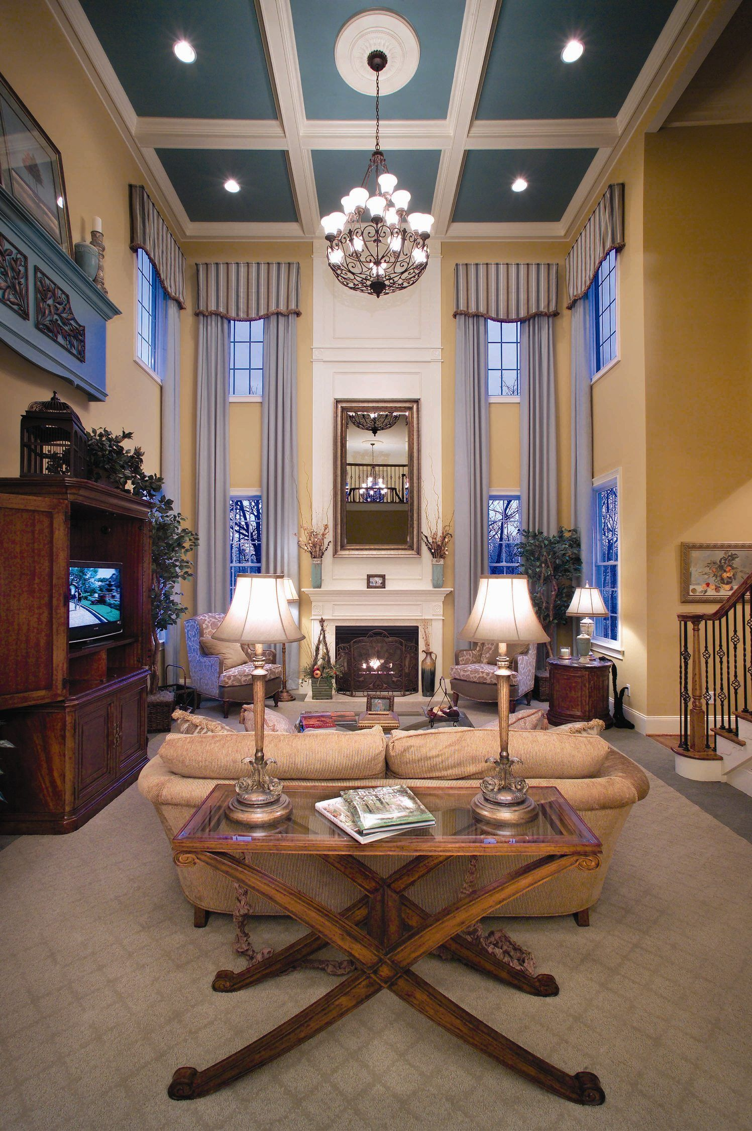 Toll Brothers Interior Design | Get a Grip, on Design ...