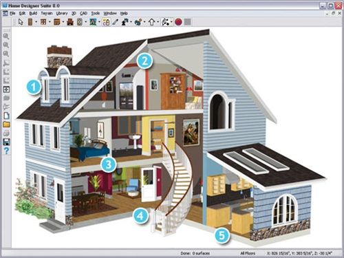 5 Cool Programs To Help You Design Your Home Decor Pinterest Programming Interiors And Room