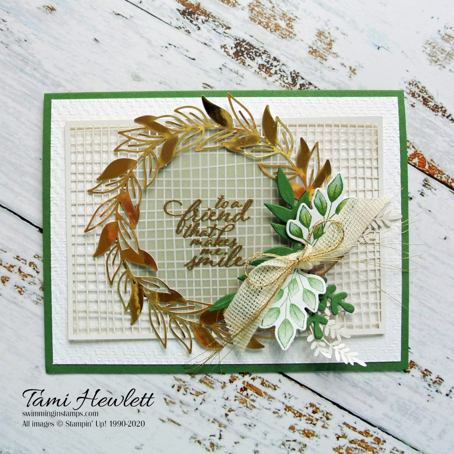 Pin On Forever Fern Stampin Up Card Ideas