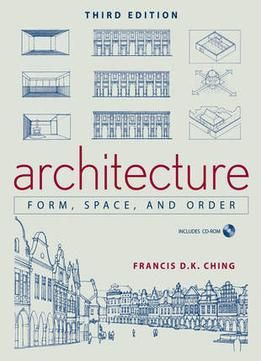 Architecture Form Space And Order Pdf Architecture Books