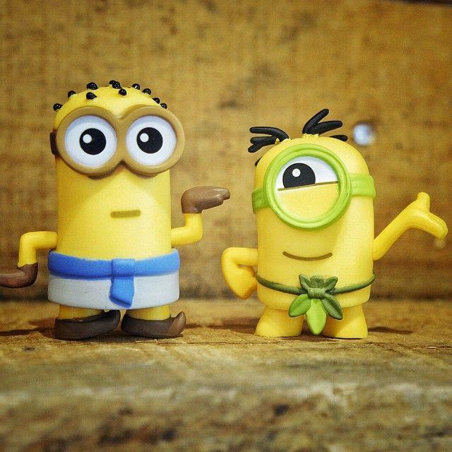 Minions minions everywhere! Movie Minions Mystery Mini figures by @originalfunko now in stock at myplasticheart.com #minions #mysterymini #MyPlasticHeart by myplasticheart