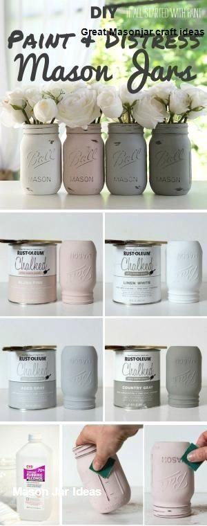 17 Creative Ways to Use Mason Jars