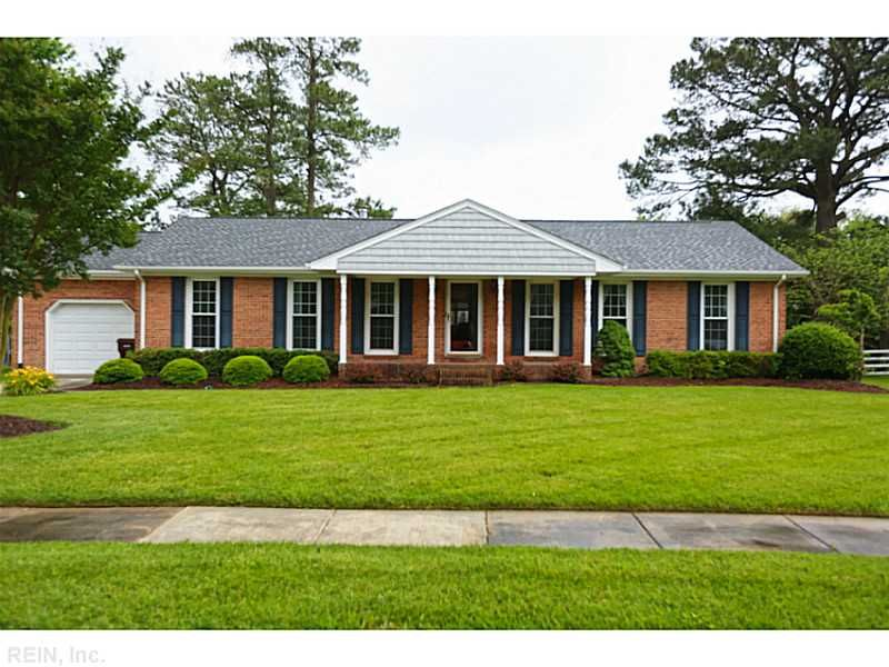 Homes For Sale In Point Elizabeth Chesapeake Va Rose And Womble Realty Company With Images House Styles Realty Home