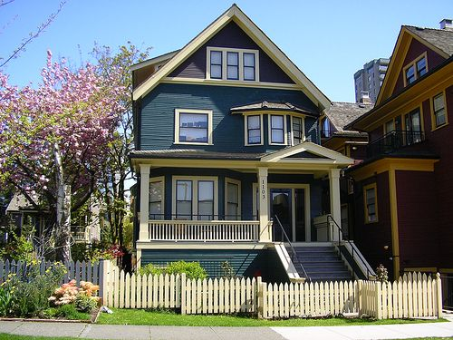 Vancouver Heritage House Homes I