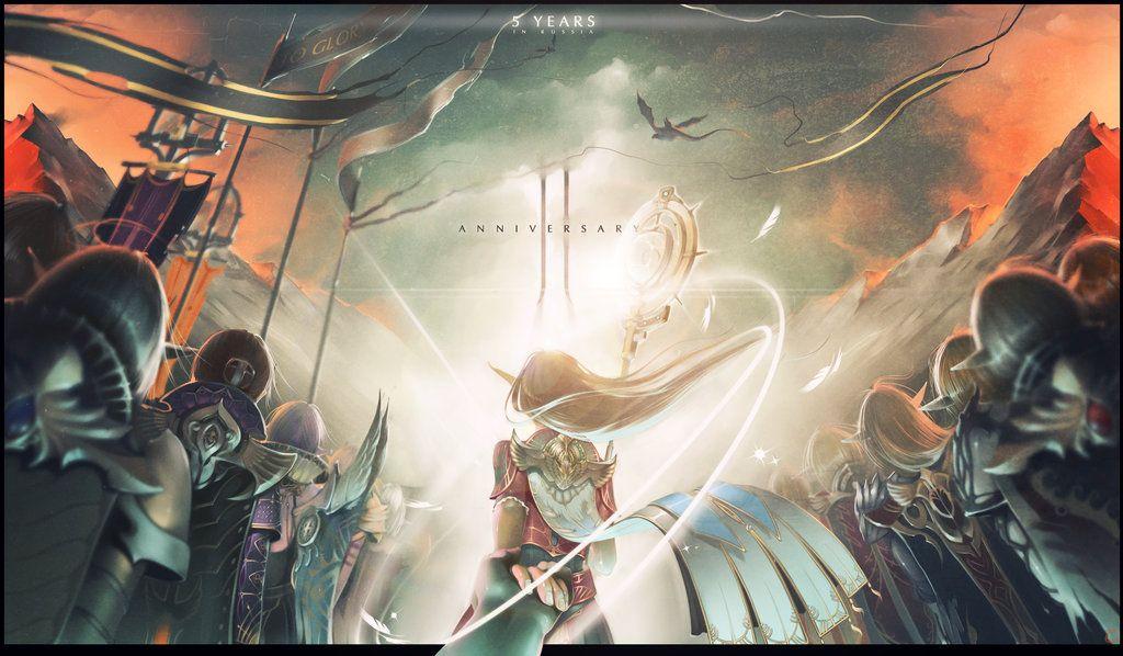 Orks on Lineage2-Fanart - DeviantArt