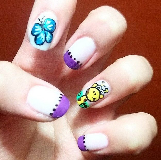 25 Cutest Animal Nail Art Designs Youll Fall In Love With My