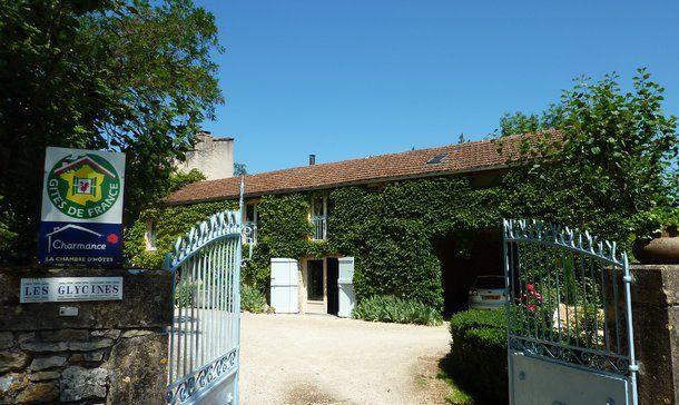 FRANCE - 46230 Cremps  Chambre du0027hôtes LES GLYCINES, Mas de Bastié - chambres d hotes france site officiel