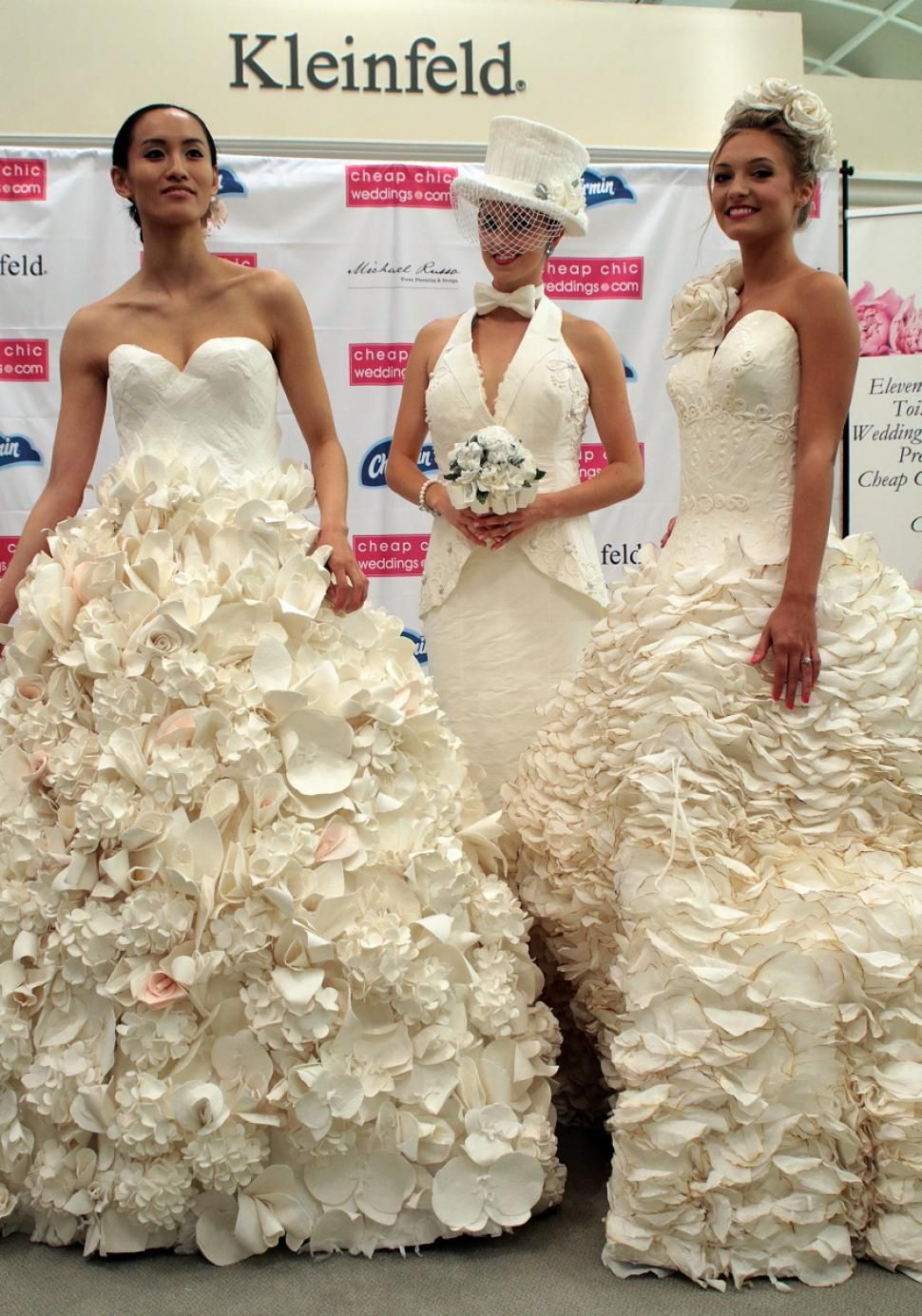 11th Annual Toilet Paper Wedding Dress Contest Toilet Paper Wedding Dress Wedding Dresses Wtoo Wedding Dress