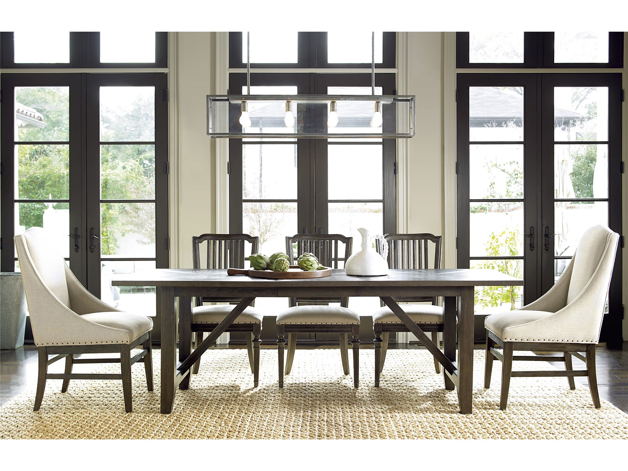 Universal Furniture  Curated  Chelsea Kitchen Table  Hamilton Enchanting Universal Furniture Dining Room Set Inspiration Design