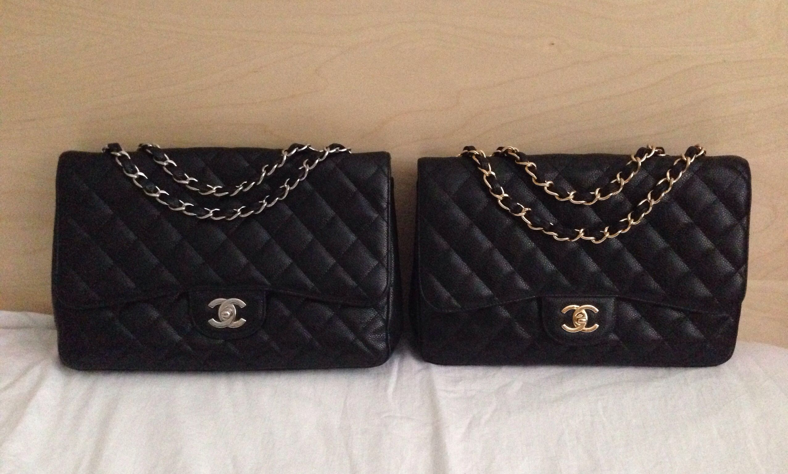 db087c56eb77 Chanel Twin. Jumbo Caviar SHW and GHW | Bags/accessories Collection ...