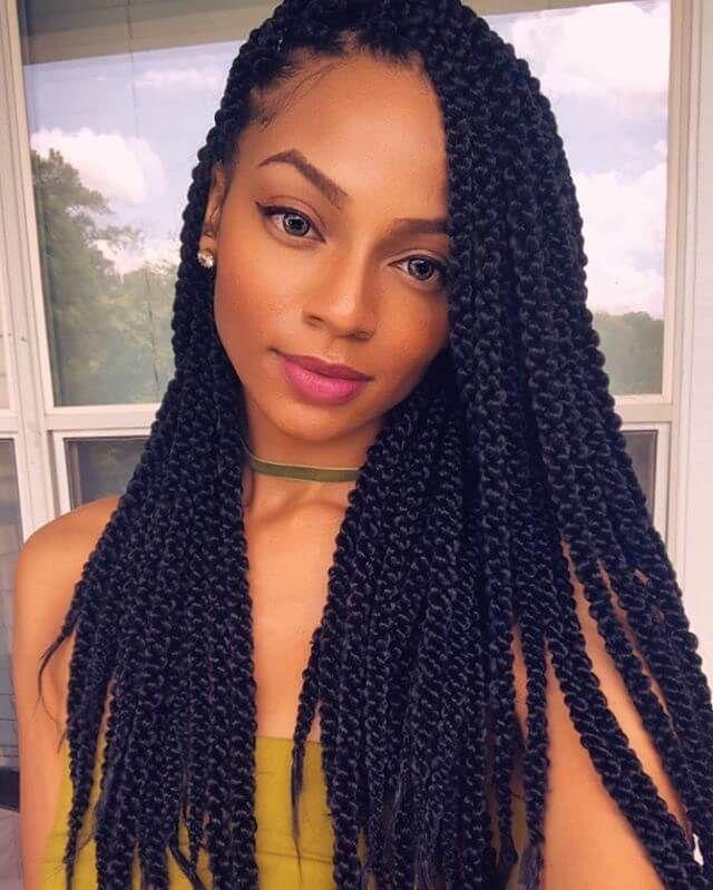 37+ Crochet braids long hair inspirations