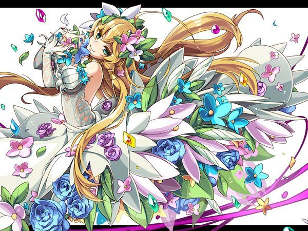 Puzzle and Dragons/Pazudora Freyja