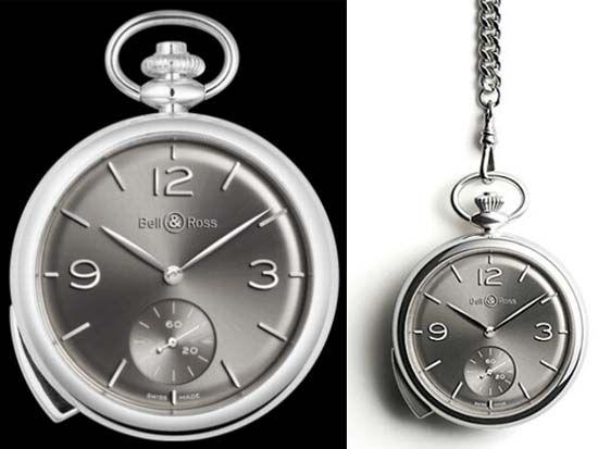 Taschenuhren modern  Bell & Ross PW1 Répétition Minutes pocket watch for modern day/new ...