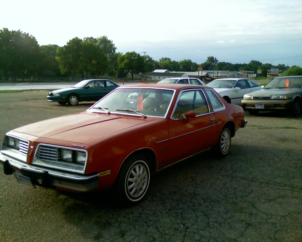 1980 Pontiac Sunbird Rx S First Owned Car We Need The