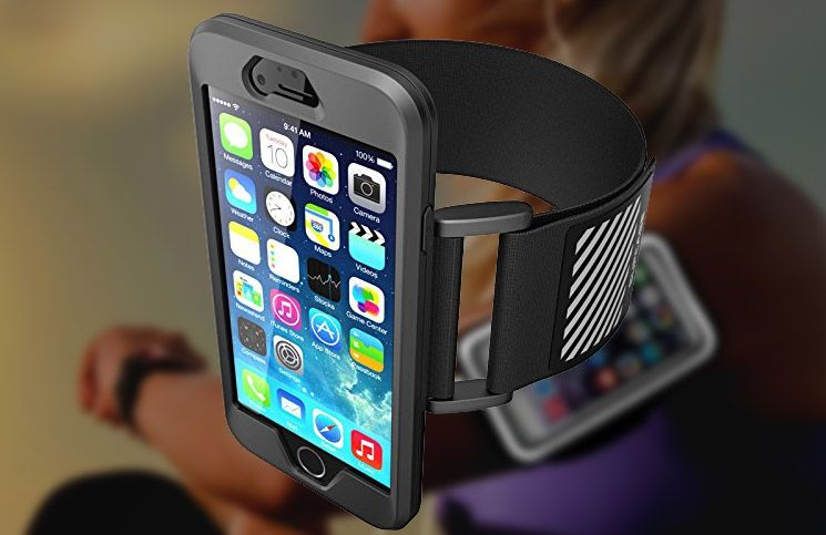 Best Iphone 7 Armbands In 2020 Arm Workout With Bands Fun