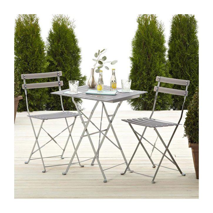 Luxury Balcony Bistro Table