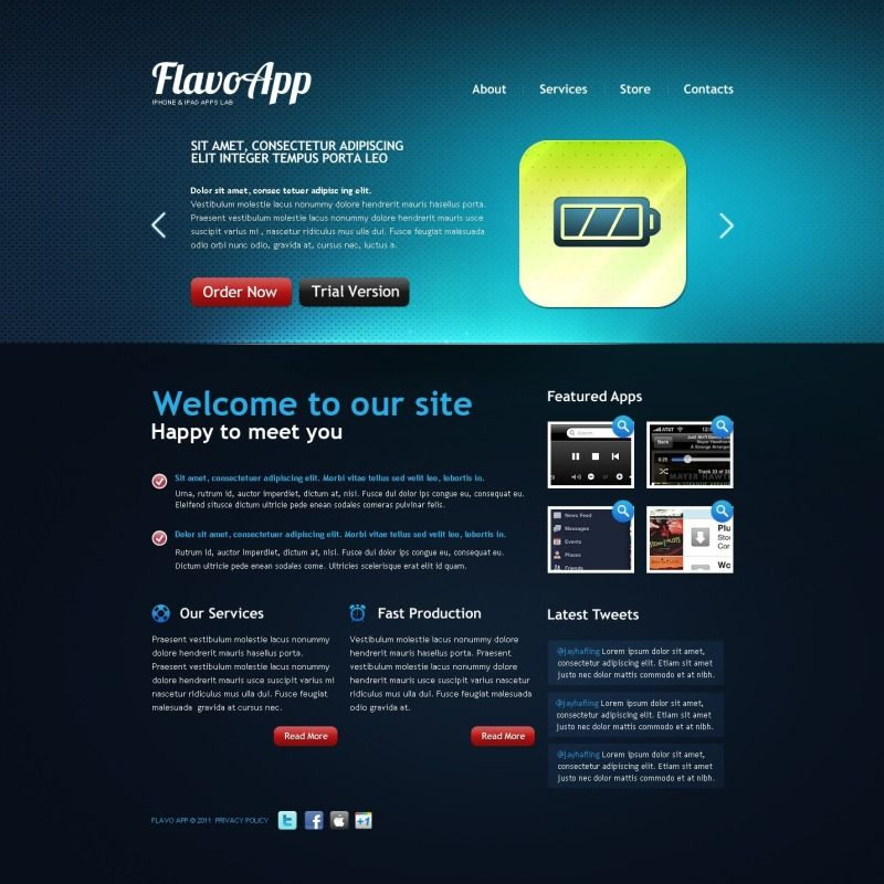 Software Company Website Template Website Template Web Design Software Templates