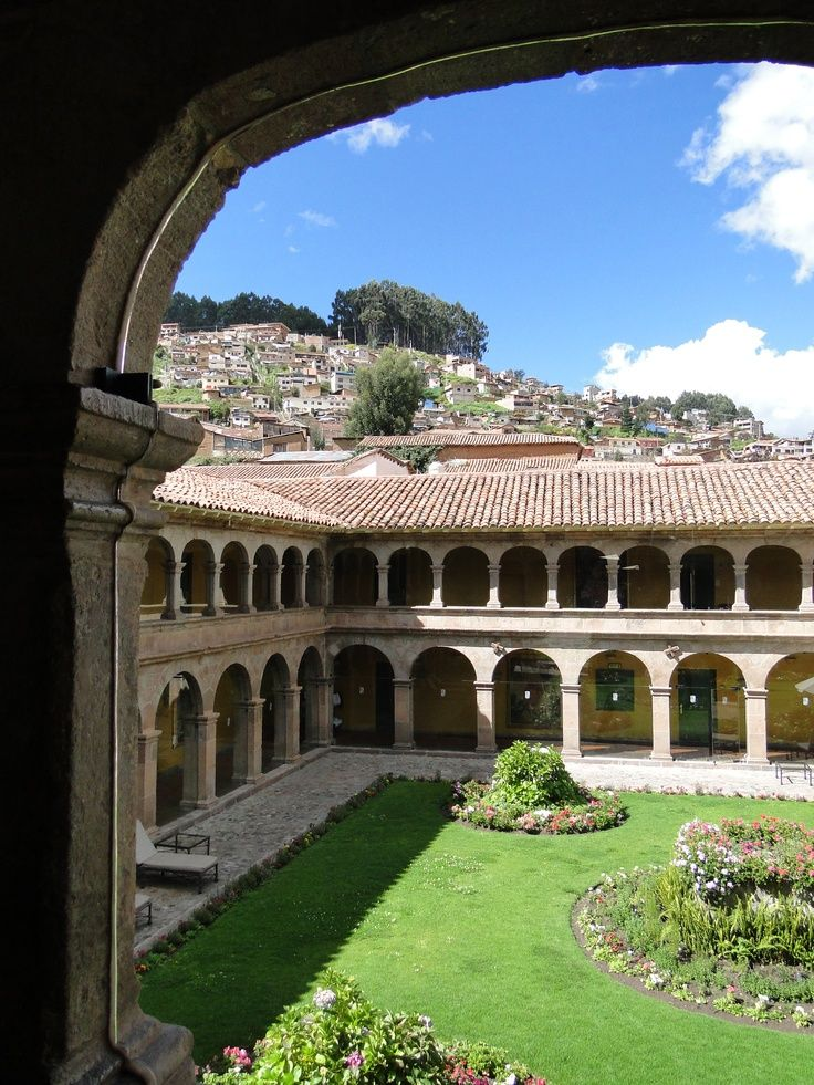 The Hotel Monasterio Is A Five Star In Cusco Peru