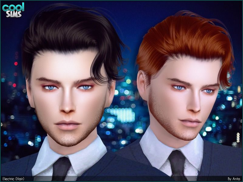 Sims 4 Resource Toddler Hair Male Hairsview
