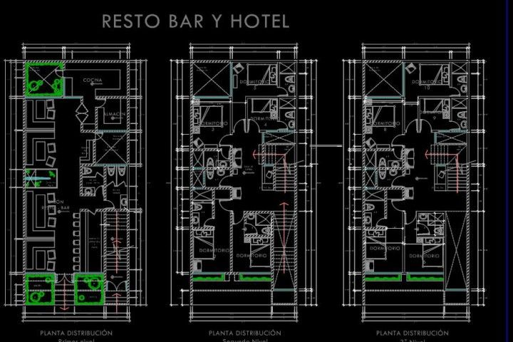 Planos de casas planos de construccion faheddzazil for Planos arquitectonicos de casas