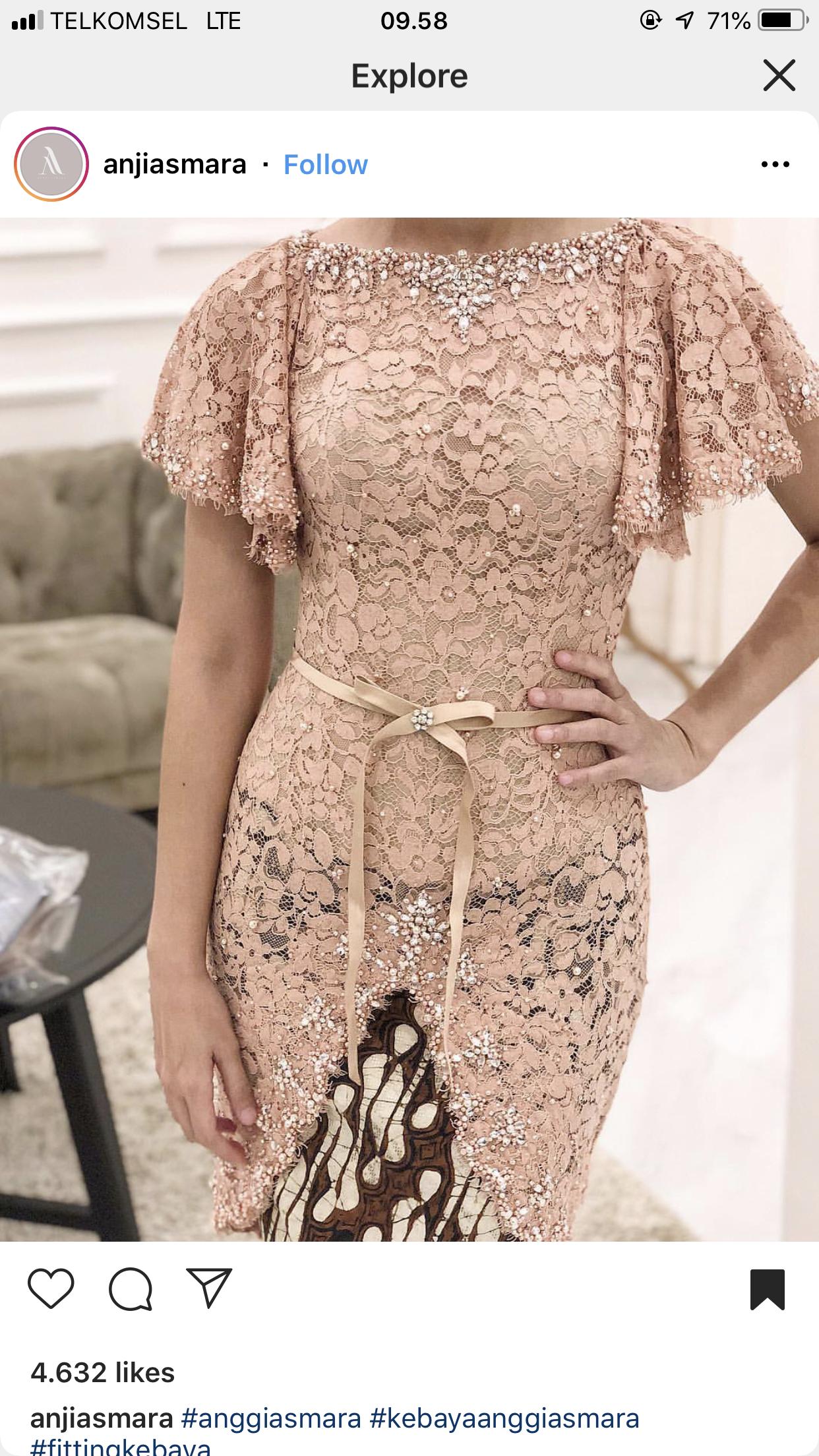 pin oleh nova rosalina di kebaya | model baju wanita, model