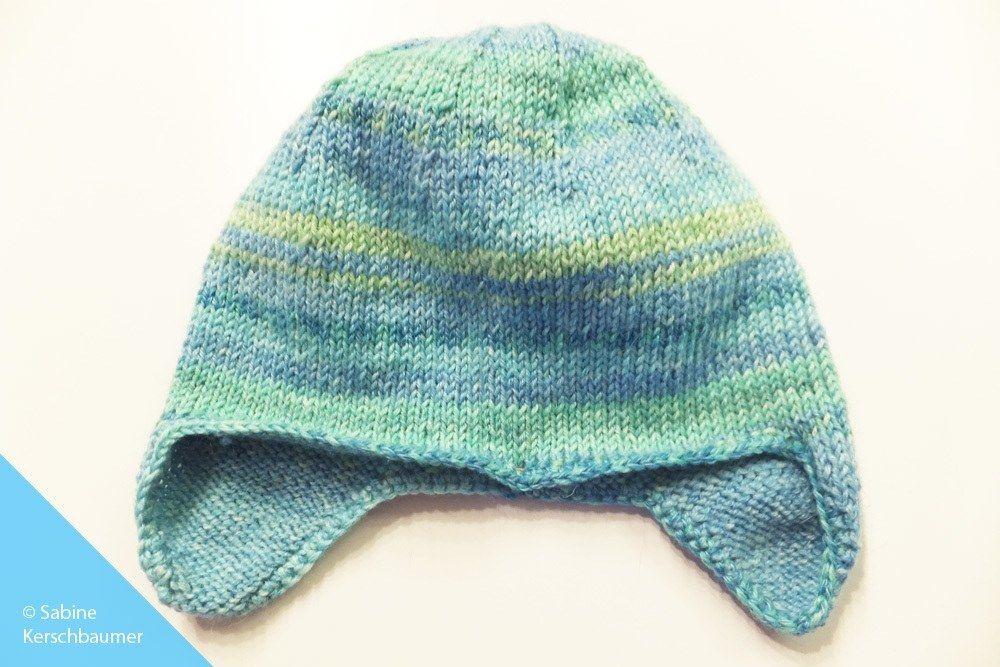 Babymütze Stricken Kostenlose Anleitung Strickmuster Wolle
