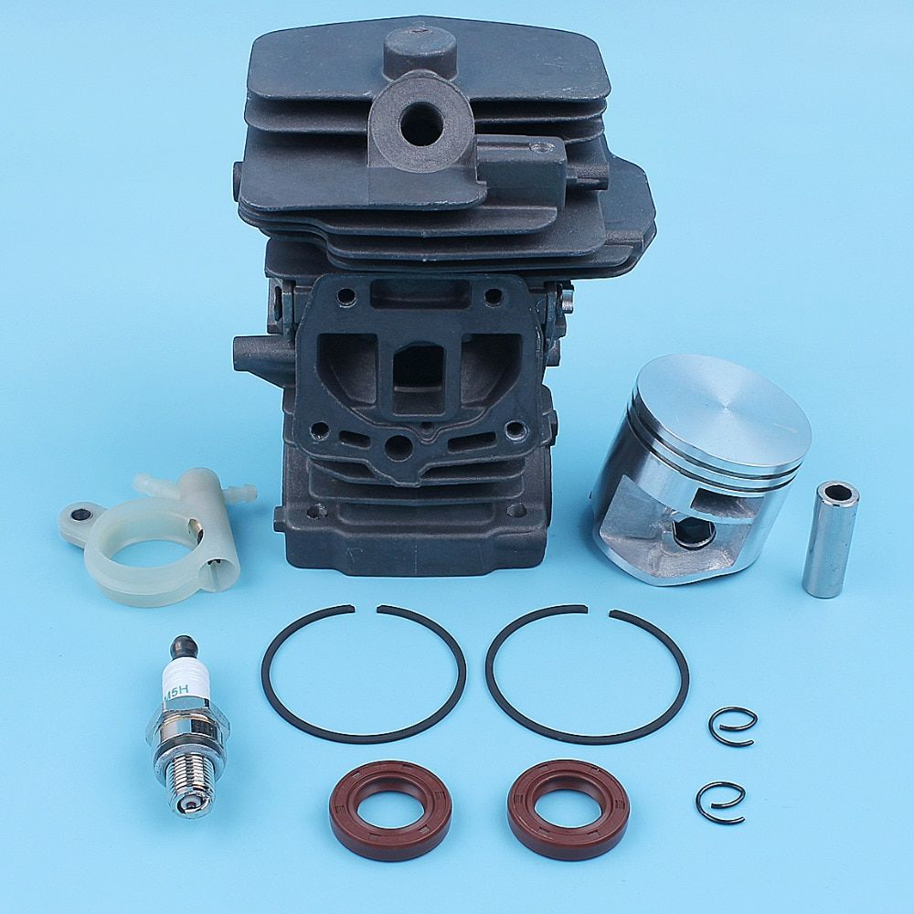 44mm Cylinder Piston Ring Kit For Stihl Ms251 Ms 251 Chainsaw 1143