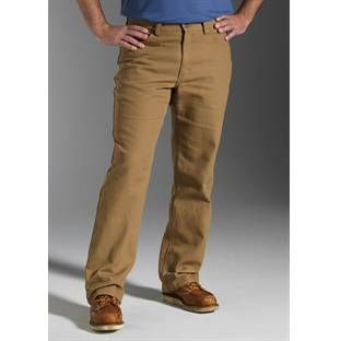 e243b534ff Work Pants - Men's Fire Hose 5-Pocket Jeans - Duluth Trading Company ...