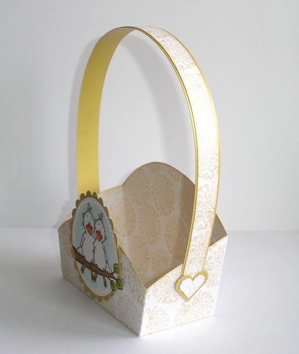 Gift basket for the wedding - creadoo.com
