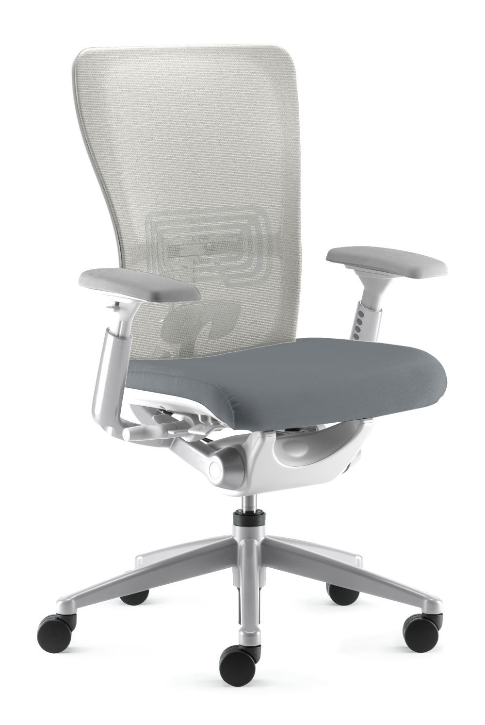 Zody Task Chair Grey Seat By Haworth Front Office