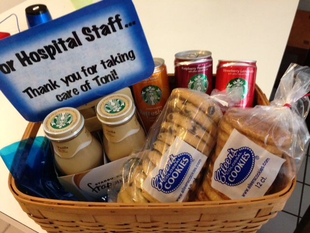 Gift For Hospital Staff Nurses And