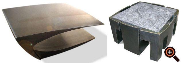 Designer Couchtisch Mobel Im Trend Wohnzimmertisch Aus Holz