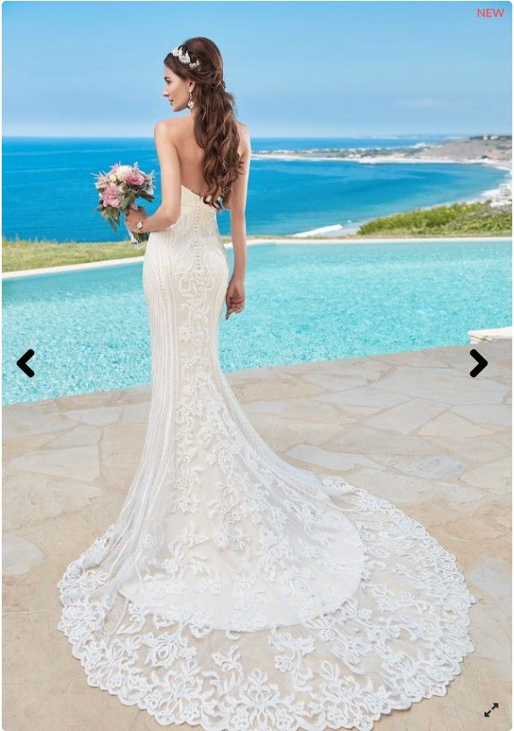 Sheath, Size 8 | Wedding dress, Sequins and Crystals