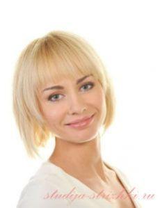 Стрижка Каре на тонкие волосы | Стрижки и Прически