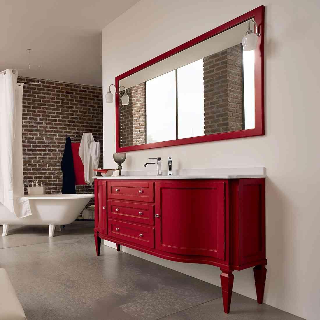 El cuarto de baño clásico York Cerasa es hecho a mano ...