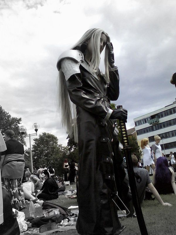 Sephiroth Cosplay Sephiroth Cosplay Best Cosplay Cosplay