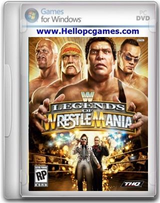 Wwe Legends Of Wrestlemania Pc Game File Size 440 Mb System Requirements Os Windows Xp 2000 Vista 7 8 10 C Wwe Legends Wwe Legends Of Wrestlemania Wwe Game